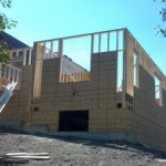 Second Story Addition Framing