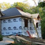 Room Addition Exterior Framing/Roofing