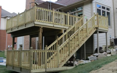 Deck Builder Dayton Ohio